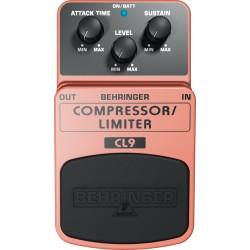 Behringer Compressor/limiter Cl9.