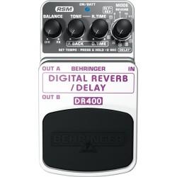 Behringer Reverb/delay Dr400