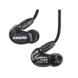Shure SE215-K ¡Envío gratis!