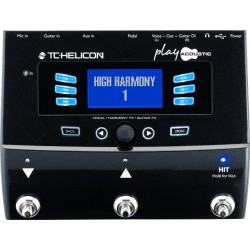 Tc Helicon PLAY ACOUSTIC ¡Envío gratis!