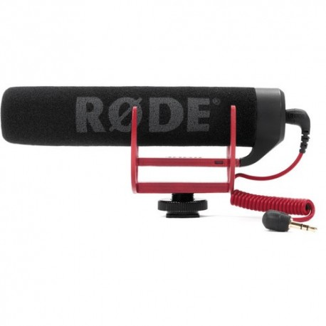 Rode Videomic Go.