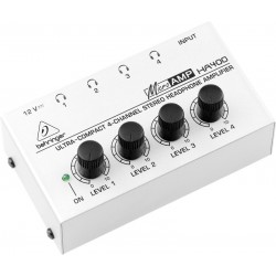 Amplificador Behringer Ha400