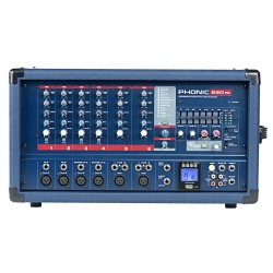 Phonic Powerpack 630RW ¡Envío gratis!