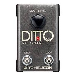 Tc electronic DITTO MIC LOOPER