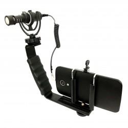 Rode videomicro con Rig para cámara/smartphone ¡Envío gratis!
