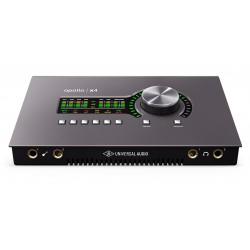 Universal Audio Apollo x4 Thunderbolt 3, envio gratis y meses sin intereses